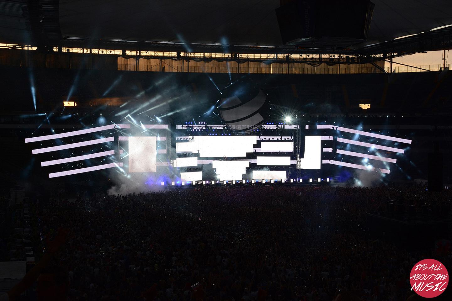 World Club Dome - Sonntag