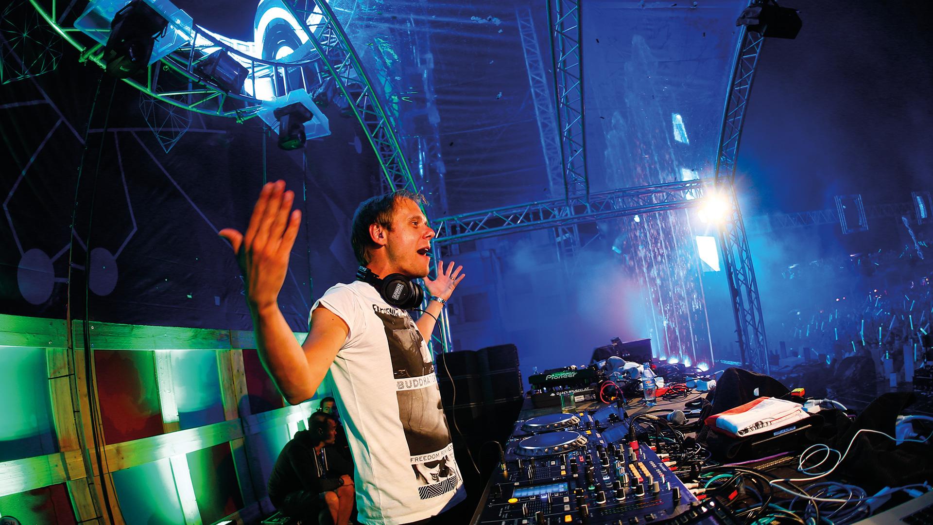 Electric Love Festival 2014, Kevin Verkruijssen, Daniel Scharinger
