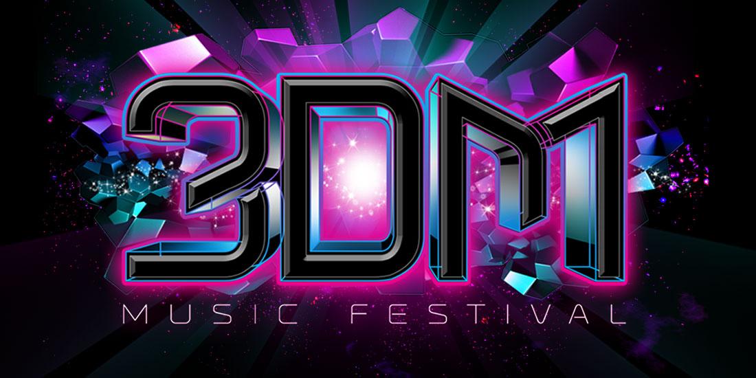 Das erste 3D Musik Festival