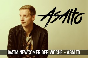 Asalto Newcomer IAATM Style Of Eye Zitron Interview