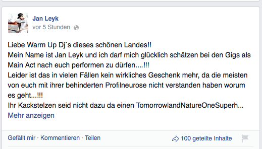 Jan Leyk Facebook