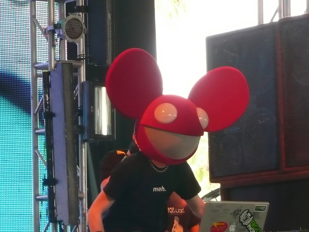 "Deadmau5 als ""ARTIST OF THE YEAR"" nominiert"