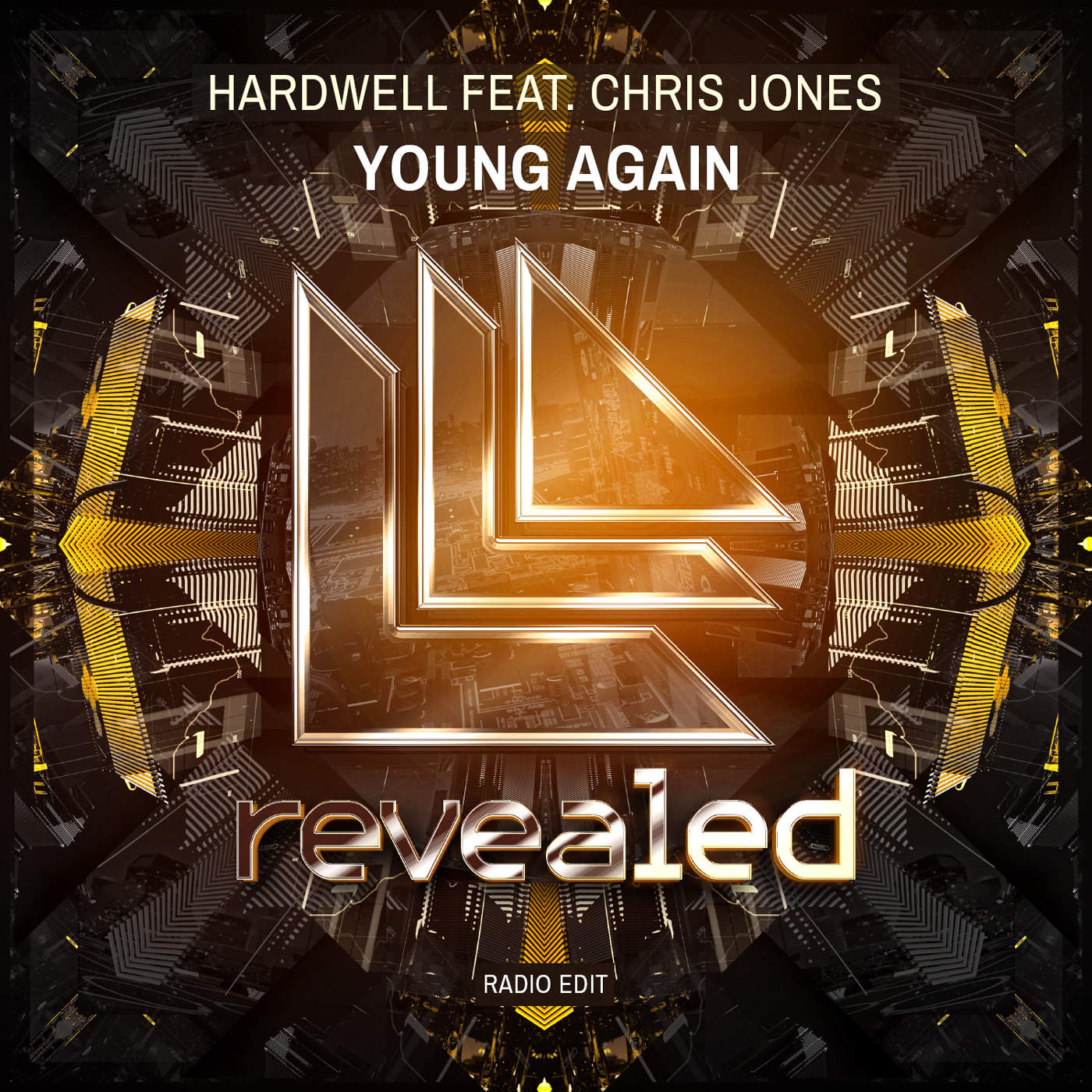 TRACK DER WOCHE: Hardwell feat. Chris Jones – Young Again