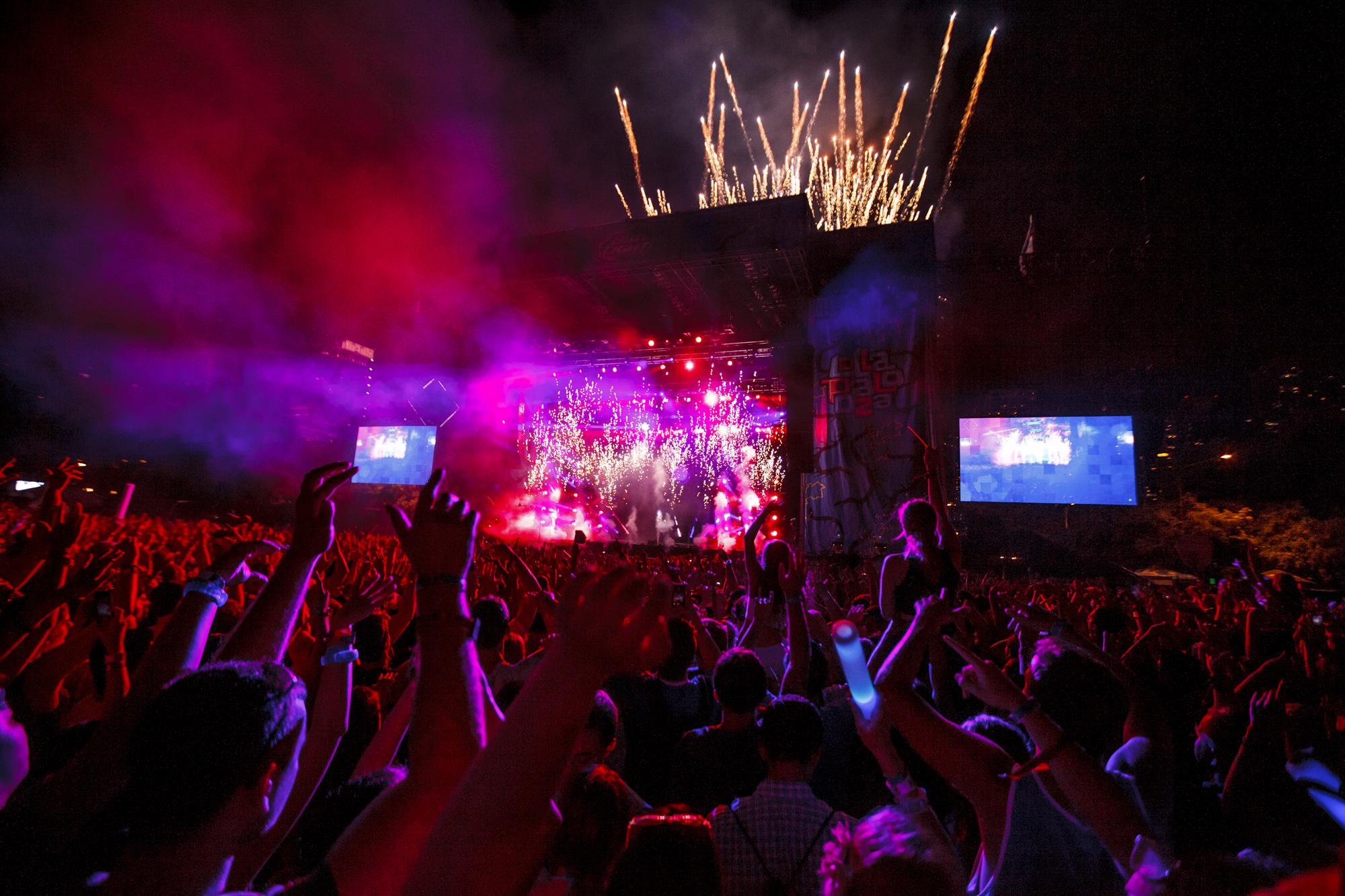 Lollapalooza Festival kommt nach Deutschland