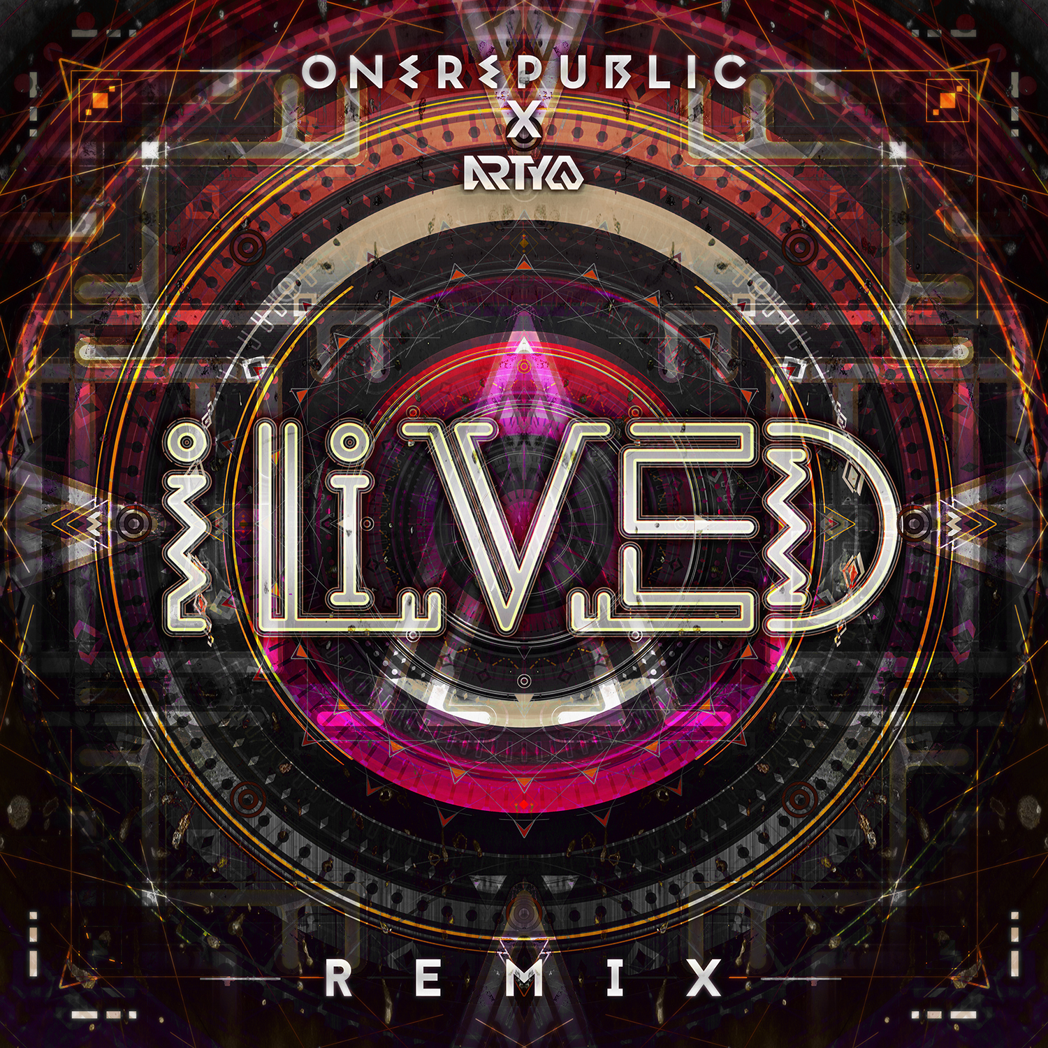 One Republic – I Lived (Arty Remix)