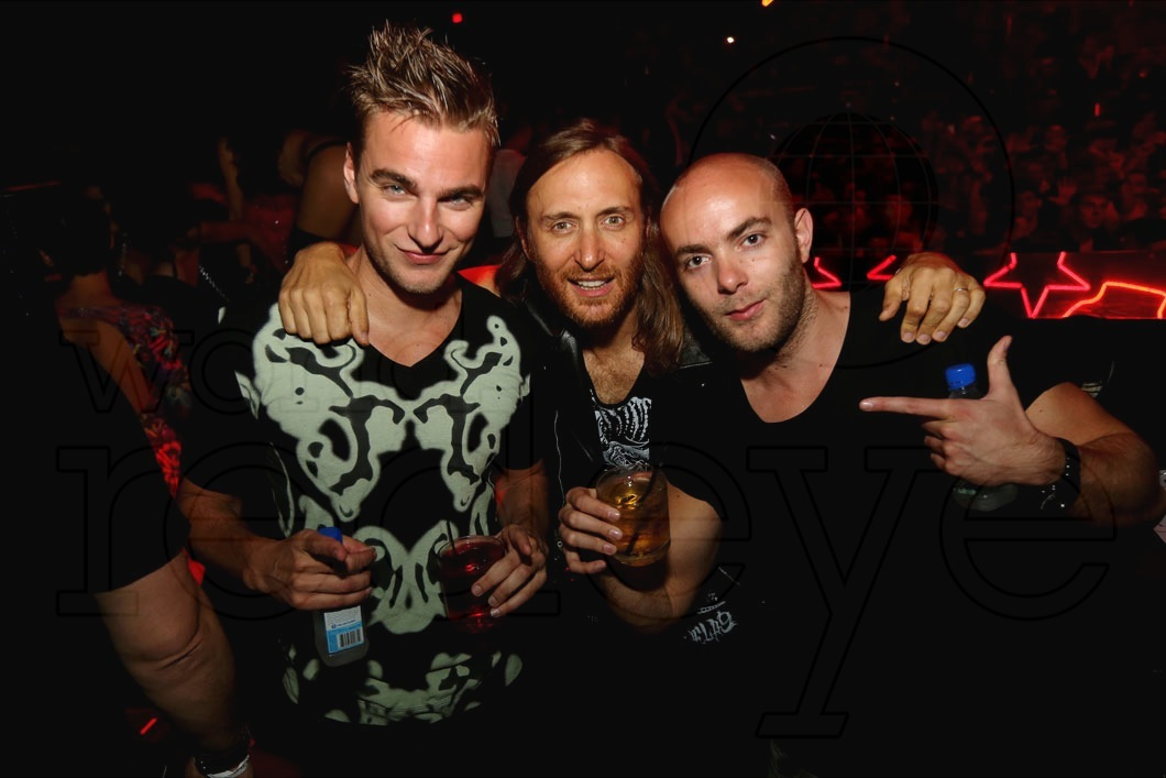 Showtek and David Guetta