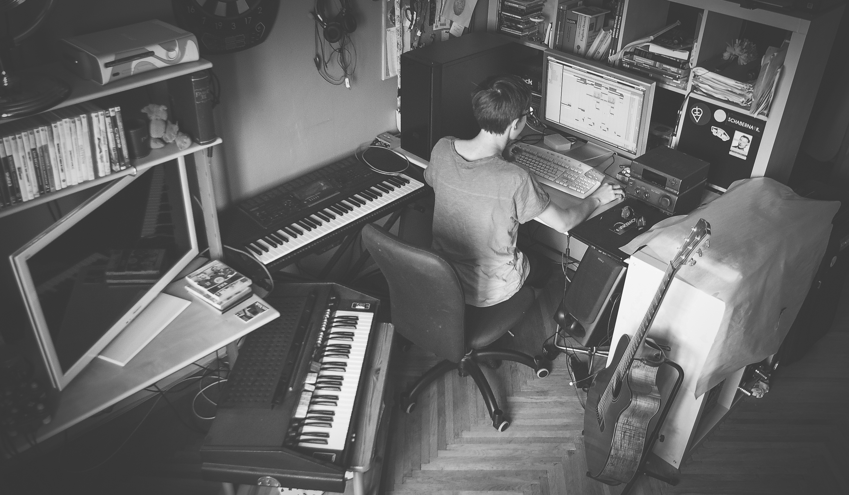 filous synth bedroom producer wien vienna