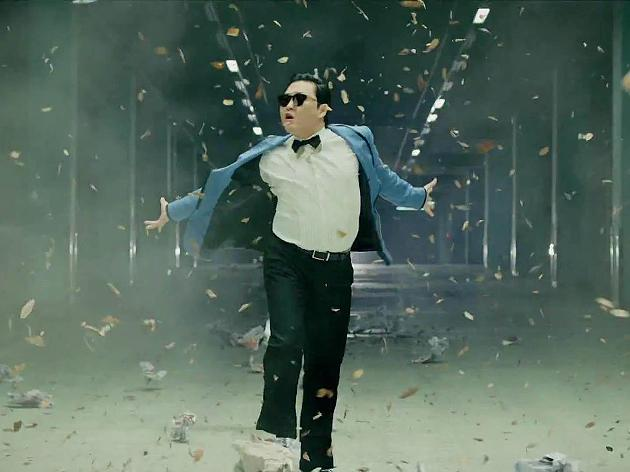 Gangnam Style sprengt YouTube