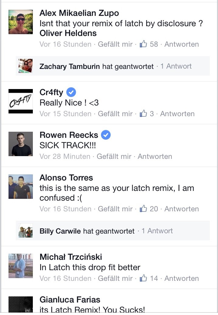 Heldens latch return of the mack kommentare 1