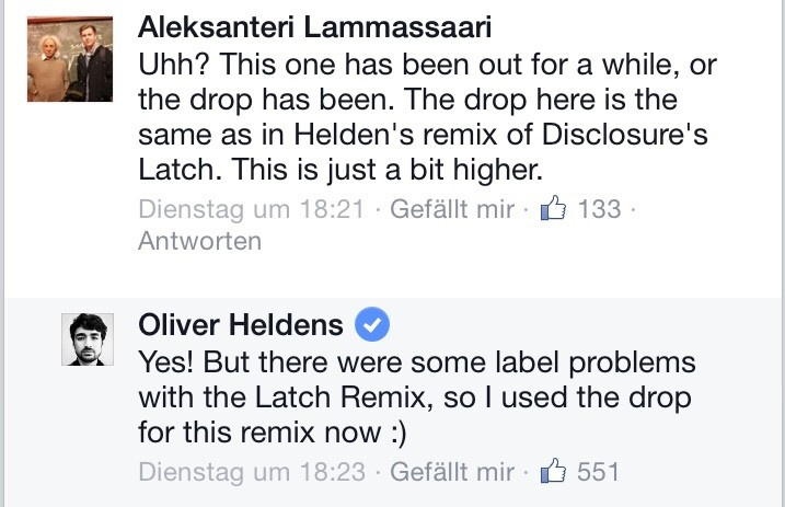 Heldens latch return of the mack kommentare 2