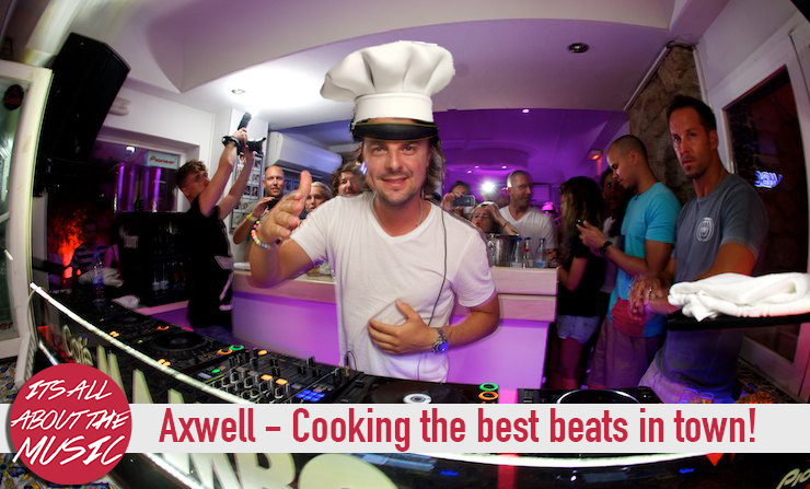 axwell cooking restaurant lp ep swedish house mafia chef koch