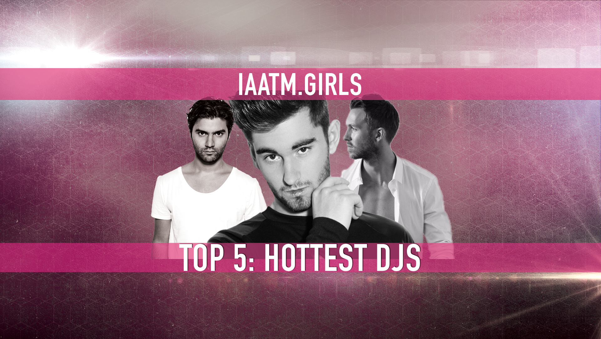 IAATM Girls – Top 5 Hottest DJs