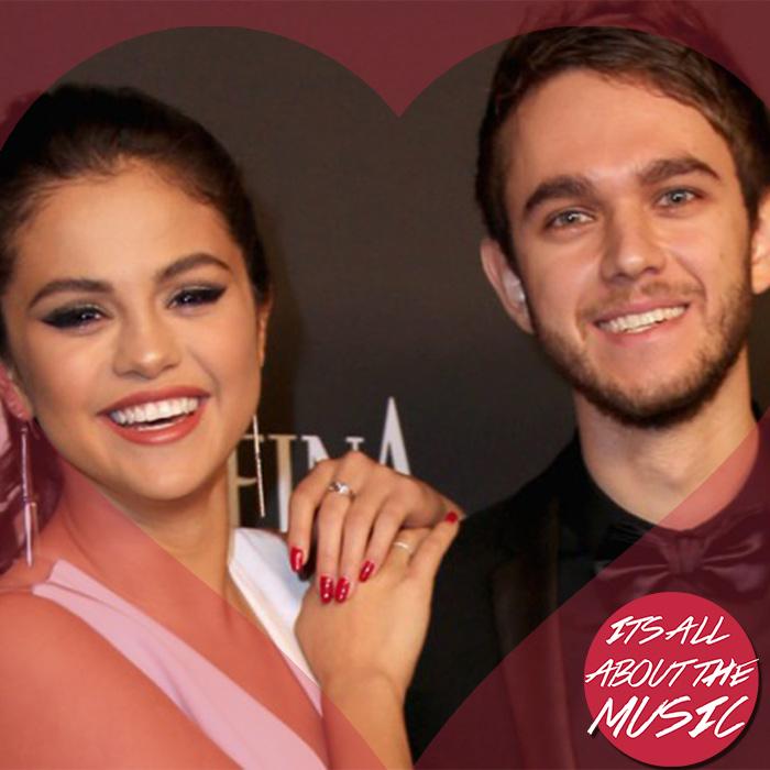 Selena Gomez & Zedd nun ein Paar?