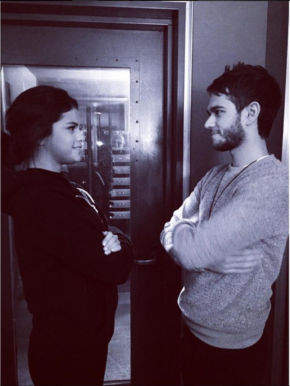 Diplo outet Selena Gomez und Zedd