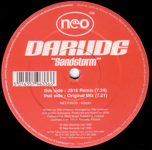Coverversion: Darude – Sandstorm auf dem Akkordeon