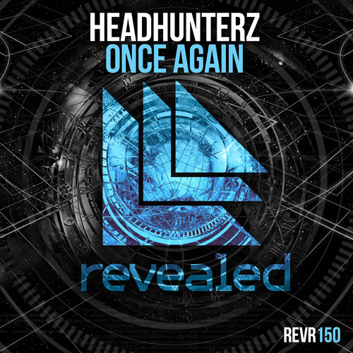 IAATM Review : Headhunterz – Once Again