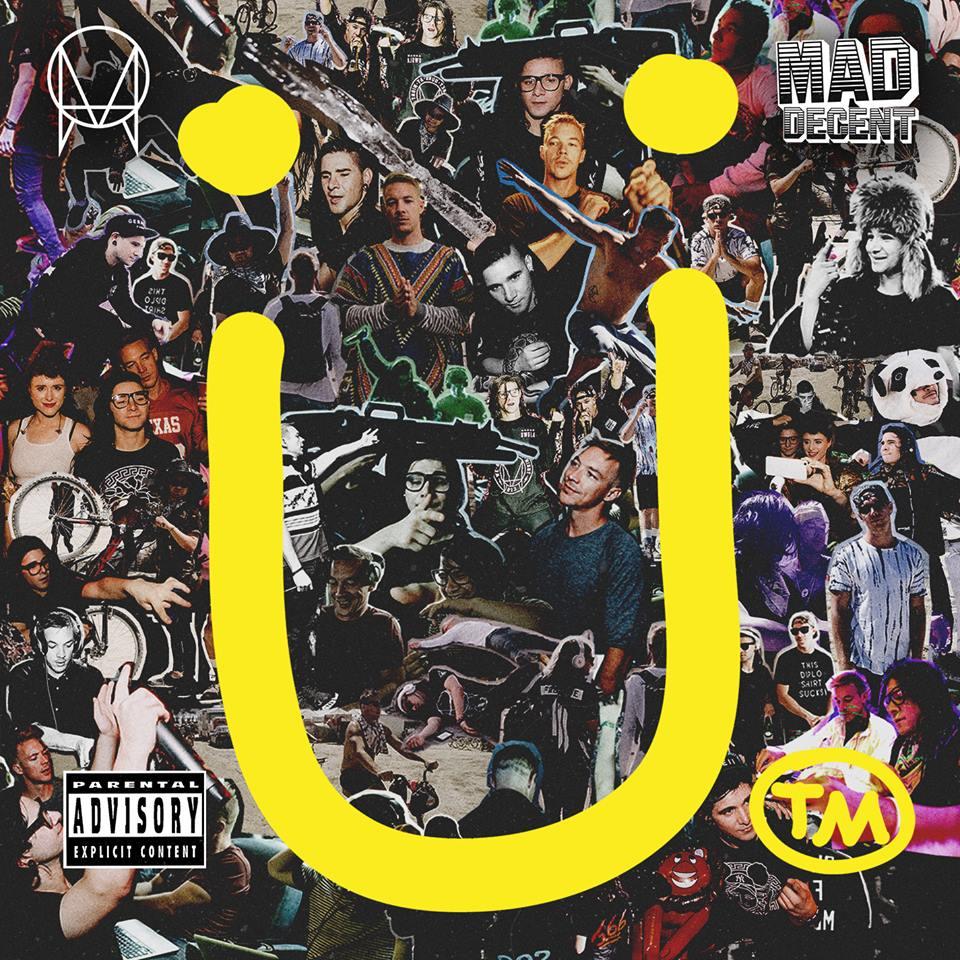 Skrillex & Diplo releasen erstes Jack Ü Album!