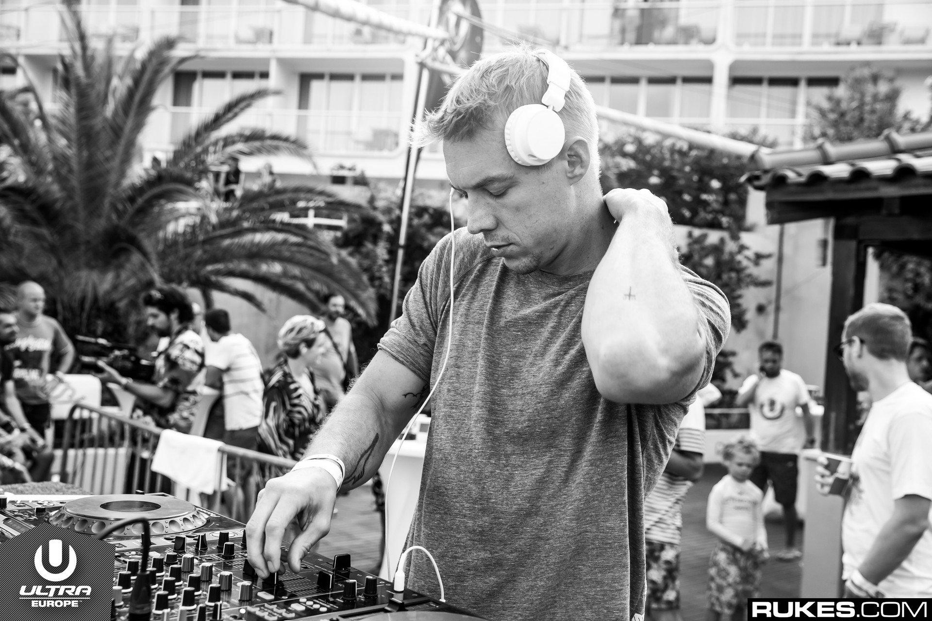 Diplo kündigt neue Alben für Jack Ü, Major Lazer und Madonna an