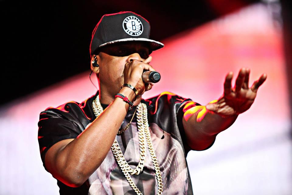Jay-Z stellt neuen Streamingdienst Tidal vor!
