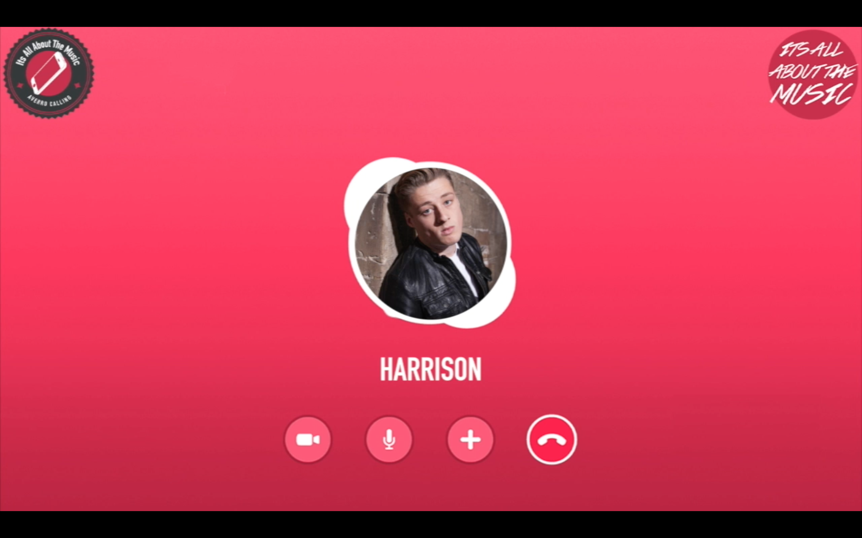 Harrison Official Music Sally Hardwell Interview