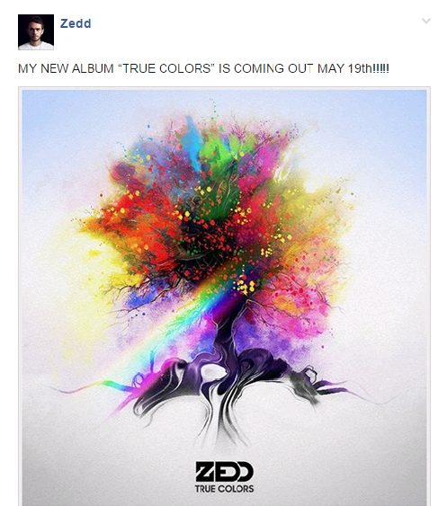 ZEDD – True Colors (Album Preview)