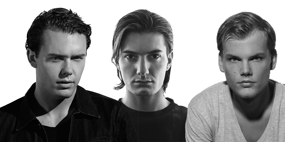 Schulfreunde Avicii, Alesso & Otto Knows + Next To Me