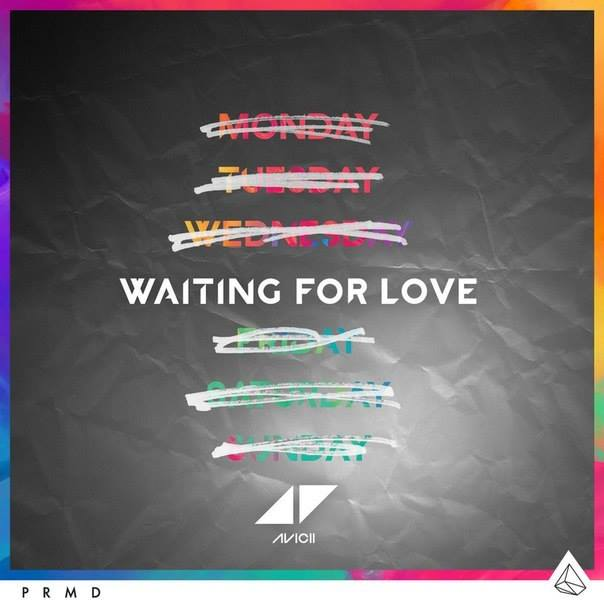 Avicii – Waiting For Love (Out Now) (With Lyrics)
