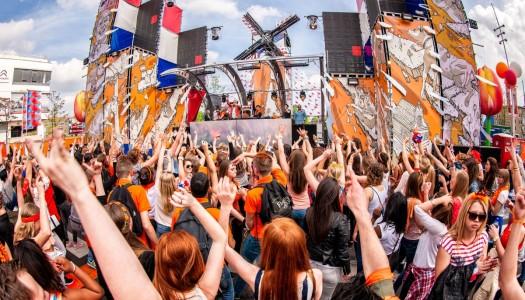Die besten Festivals der Niederlande