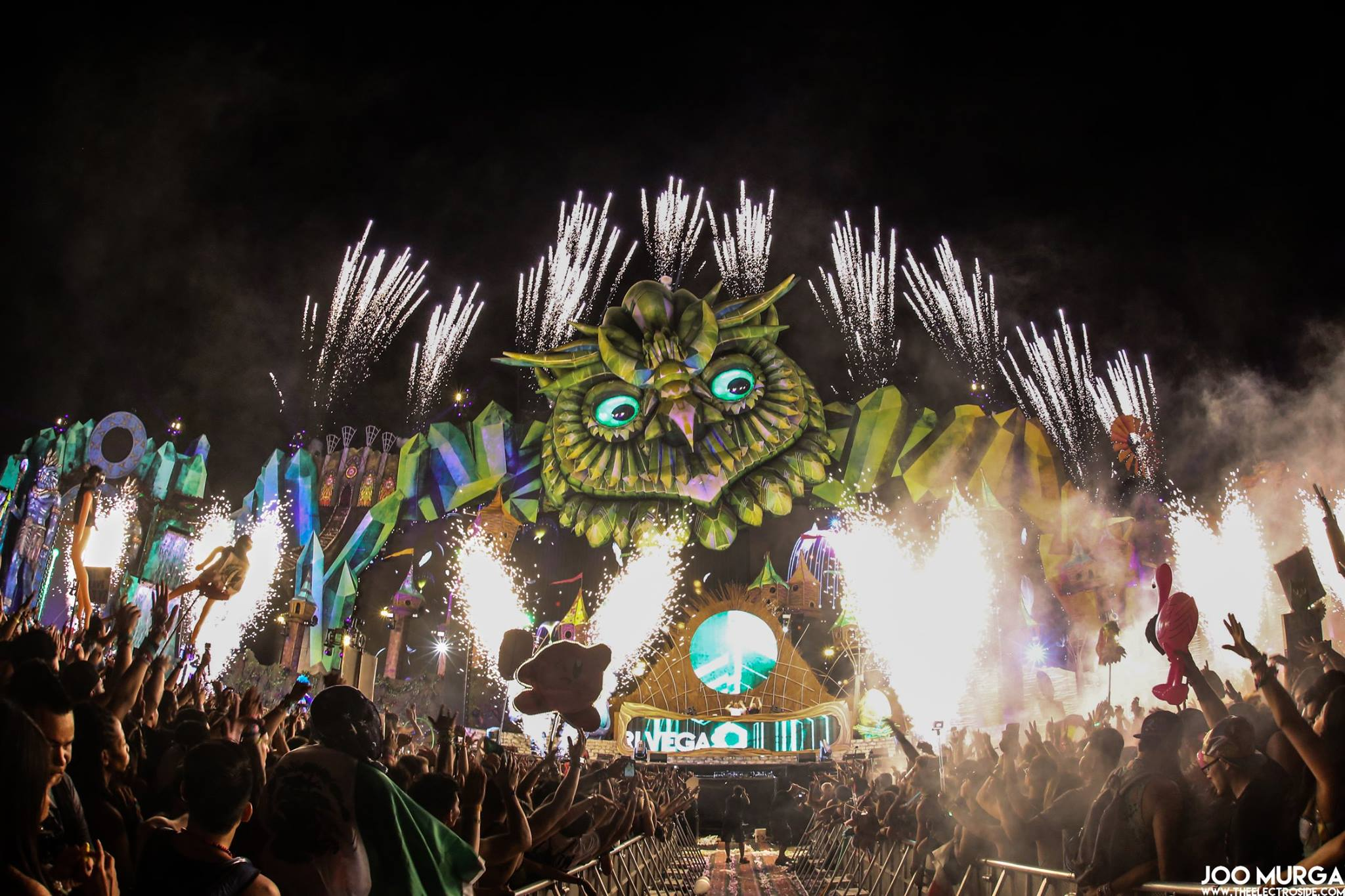 LIVESETS: EDC LAS VEGAS 2015 – Dimitri Vegas and Like Mike