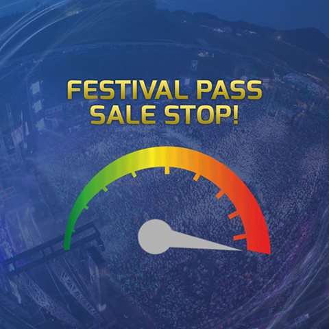 Electric Love Festival 2015 Sold OUT