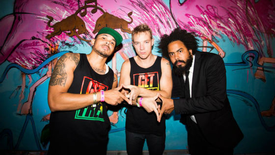 Major Lazer Tour 2016 – internationaler geht es nicht!