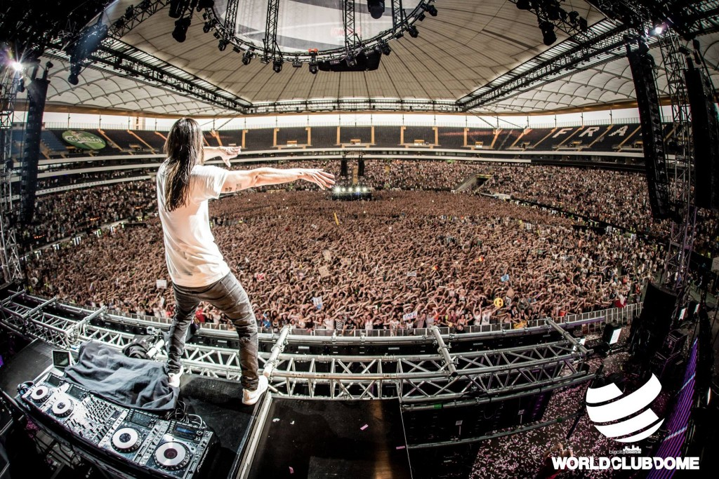 Steve Aoki Tour