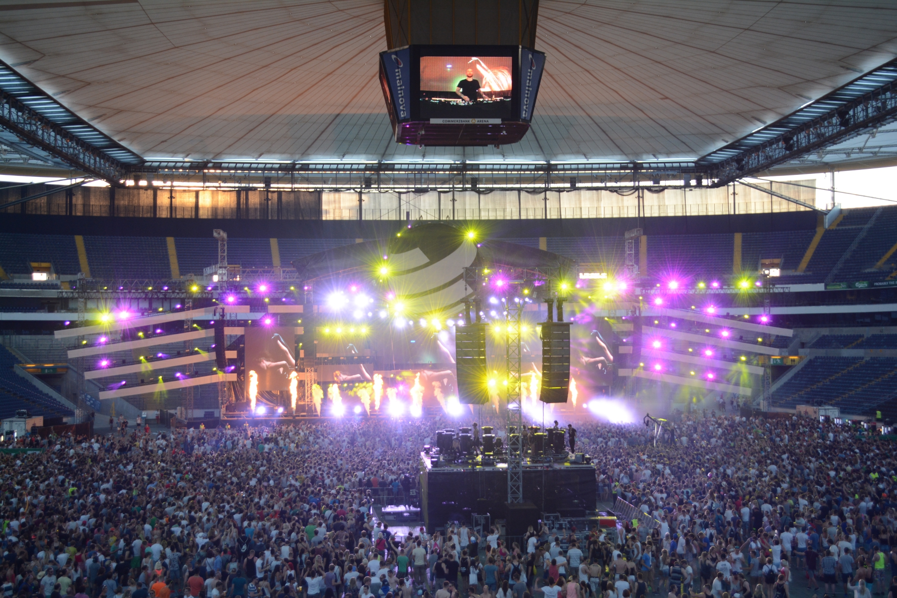 World Club Dome Foto IAATM BILD LIVE