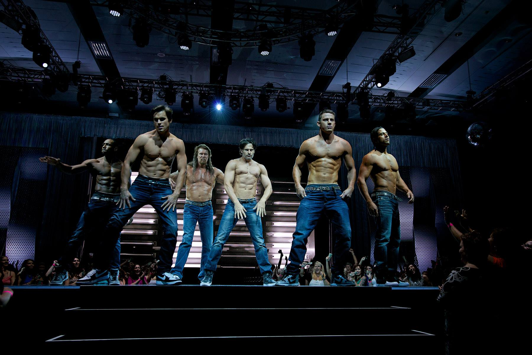 Cast Magic Mike