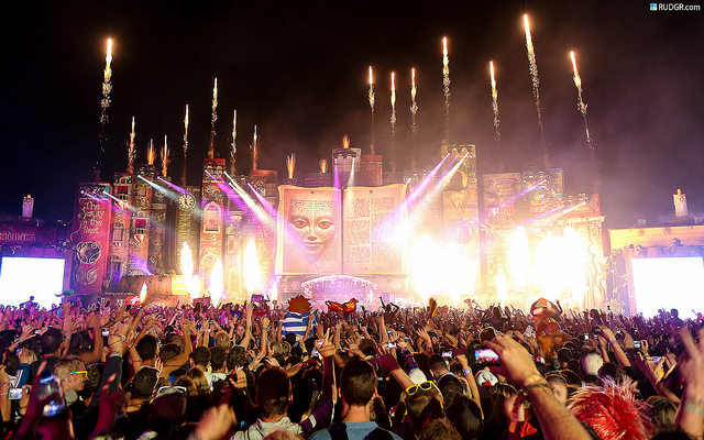 Tomorrowland 2015 – Shazam Top 10