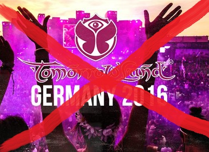 Tomorrowland Germany 2016 Fake