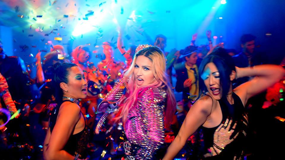 Madonna provoziert mit Tanz-Choreografie (Video)