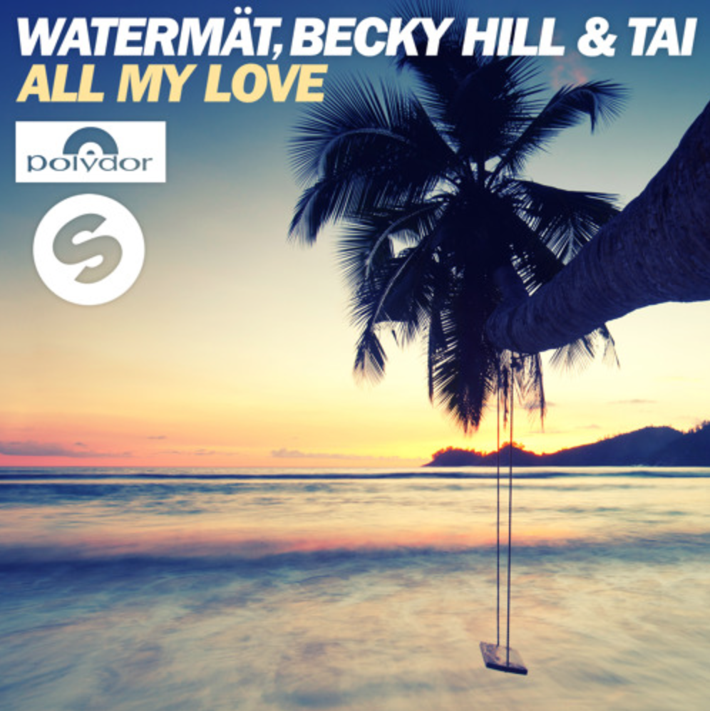 IAATM Track der Woche: Watermät, Becky Hill & TAI – All My Love