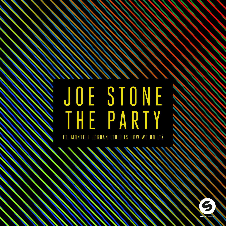 TRACK DER WOCHE: Joe Stone feat. Montell Jordan – The Party