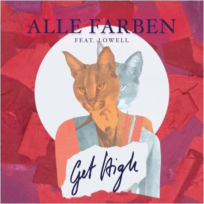 Alle Farben feat. Lowell – Get High – Der nächste Sommerhit?