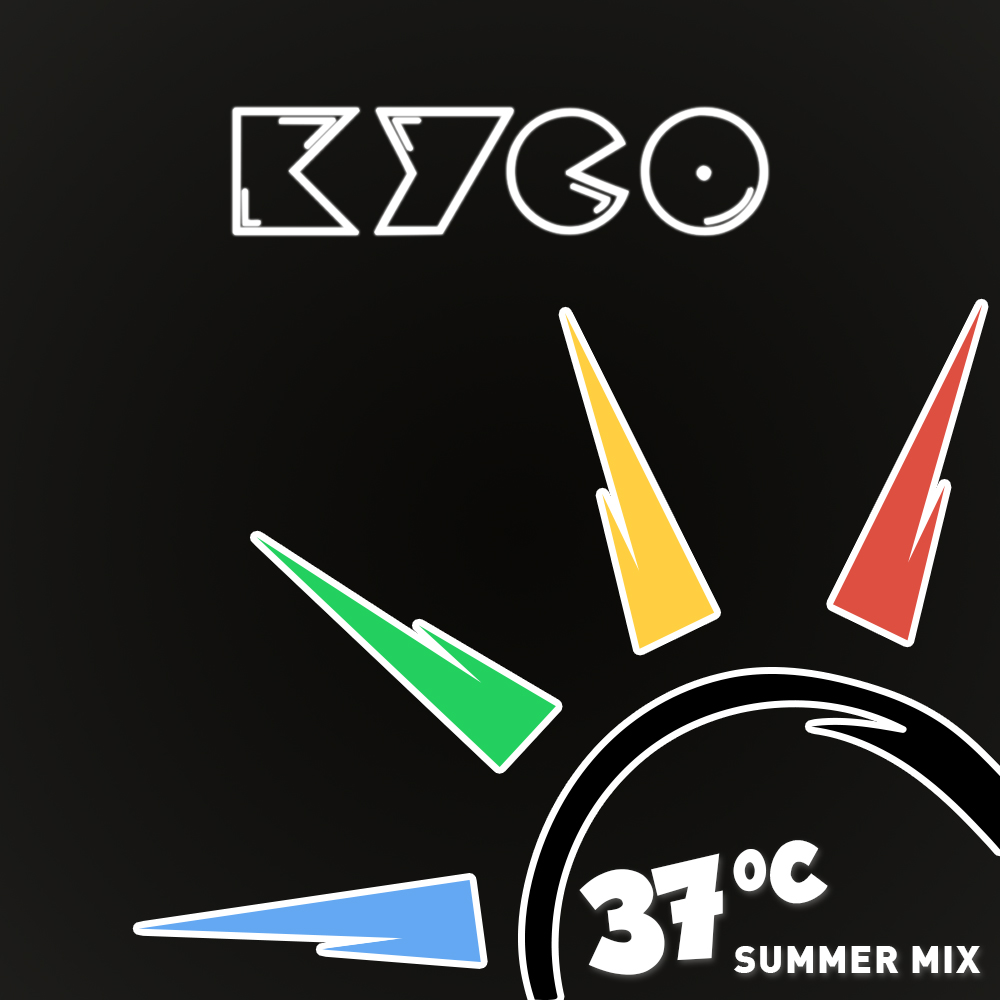 kyco summer 37°C Mashup mixtape mashup germany songs music mix