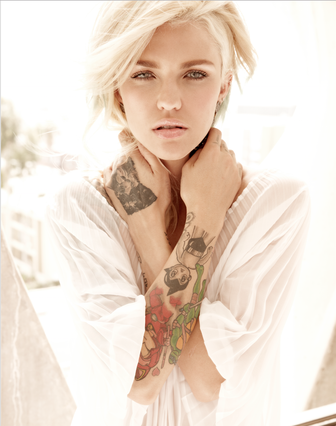 Ruby Rose: DJane und Superstar – IAATM Girls