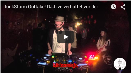 "Polizei stoppt ""Boiler Room"" (Video) – IAATM: Underground"