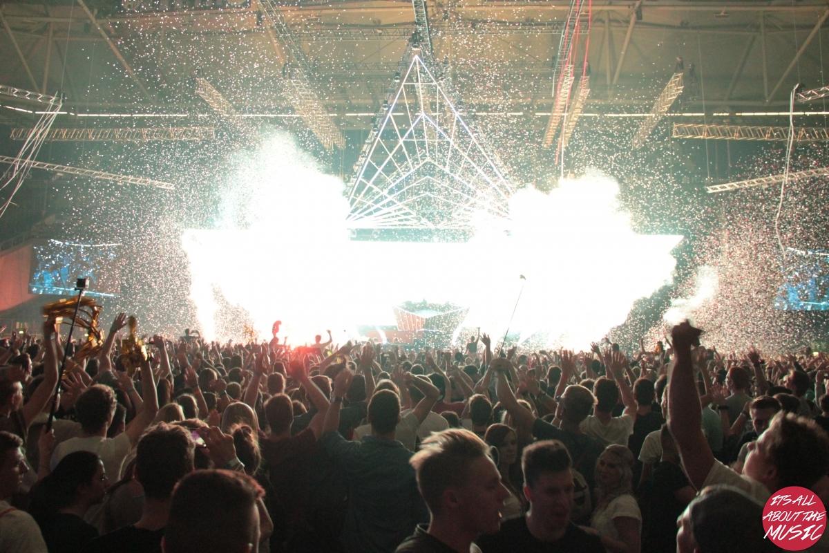 World Club Dome: Beschwerden nach Hardwell Konzert richtig?