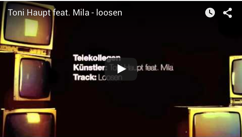 Toni Haupt Feat. Mila – Loosen – IAATM Katermucke
