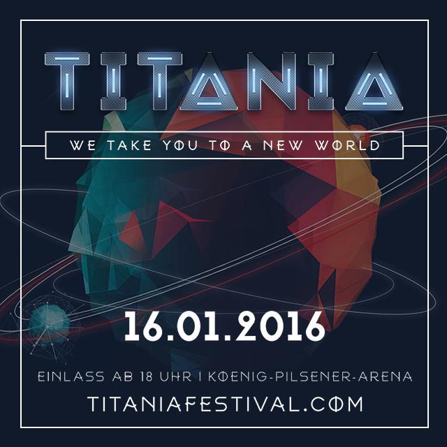 Titania Festival – Das neue Indoor EDM-Festival in NRW