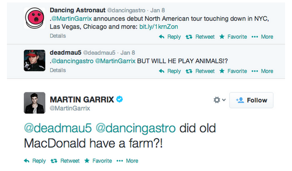 Screenshot Deadmau5 vs Martin Garrix