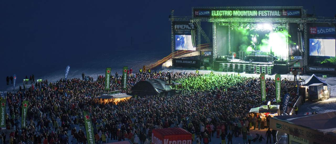Electric Mountain