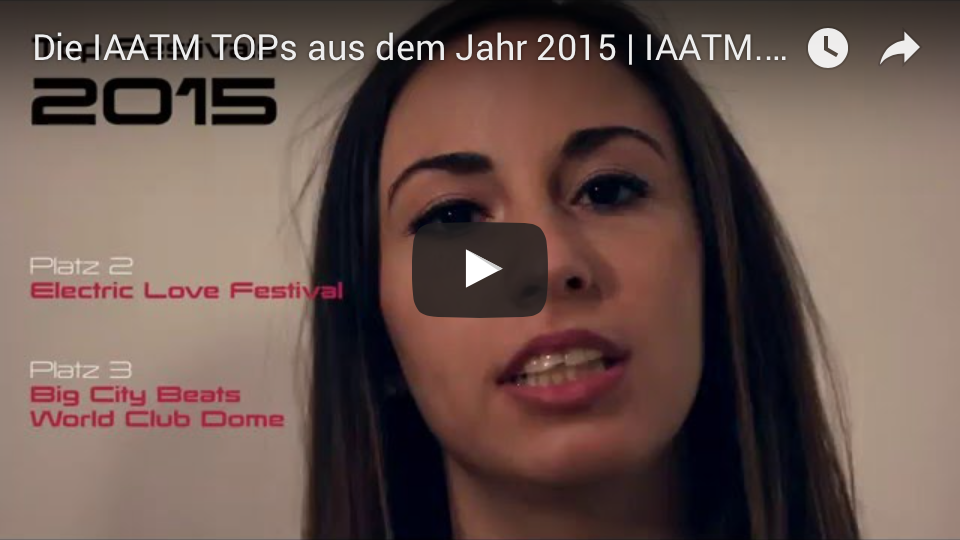 (Video) Die IAATM Awards 2015 – Ein Jahr IAATM Girls – Unsere Highlights