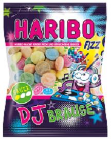 Haribo bringt Fruchtgummis für DJs raus